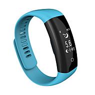 tanie Inteligentne zegarki-k5 smart health pasek na rękę pływacki pedometr tętno i monitorowanie snu elegancki wygląd wyświetlacza ui