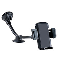 Car Universal / Mobile Phone Mount Stand Holder Front Windshield Universal / Mobile Phone Cupula Type ABS Holder