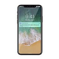 זכוכית מחוסמת מגן מסך ל Apple iPhone X מגן מסך קדמי קשיחות 9H הוכחת פיצוץ