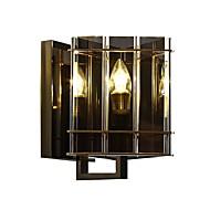 baratos Arandelas de Parede-Simples / LED / Regional Luminárias de parede Metal Luz de parede 110-120V / 220-240V 5 W / E12 / E14