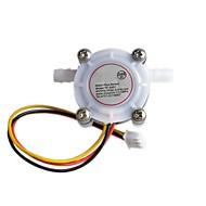 Yf-s401 pvc sensor de fluxo de água sensor sensor de fluxo