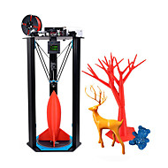 tevo kleine monster 3d printer 340 * 340 * 500mm titanium extruder 80% pre-assembled diy kit met bltouch auto nivelleringssensor