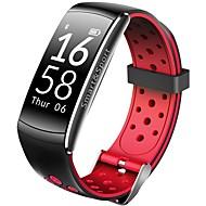 Smart Narukvica Ekran na dodir Heart Rate Monitor Vodootpornost Kalorija Brojači koraka Vježba se Prijava Udaljenost praćenje Dugi