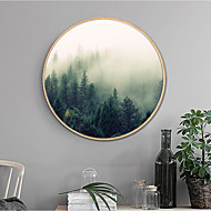 Botanical Landscape Framed Art Print Frame Art Wall Art,Wood Material With Frame For Home Decoration Frame Art Living Room Dining Room