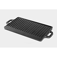 cheap Cookware-Plastic Metal Square Pan Cooking Tools