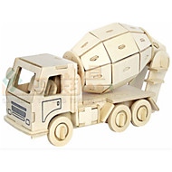 Puzzle 3D Jucării pentru mașini Μοντέλα και κιτ δόμησης Jucarii Mașină Vehicule Militar Stres și anxietate relief Model nou Adulți Bucăți