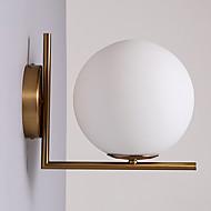 billige Vegglamper-Rustikk / Hytte / Antikk / Enkel Vegglamper Metall Vegglampe 220-240V