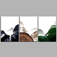 cheap Prints-Stretched Canvas Print Classic, 3 Canvas Horizontal Panoramic Print Wall Decor Home Decoration