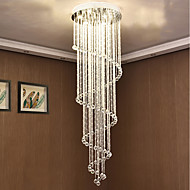 cheap Chandeliers-Artistic Nature Inspired LED Chic & Modern Country Traditional/Classic Modern/Contemporary Crystal Bulb Included Designers Chandelier