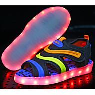 halpa -Poikien kengät EVA Kangas Kesä Comfort Sandaalit Käyttötarkoitus Kausaliteetti Musta Sininen Pinkki