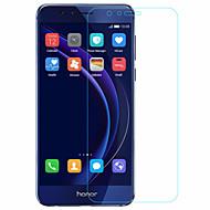 halpa -Näytönsuojat varten Huawei Huawei Honor 8 Karkaistu lasi Näytönsuoja Teräväpiirto (HD) 9H kovuus 2,5D pyöristetty kulma