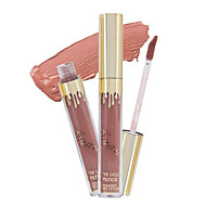 1pc 6 Colors Lip Gloss Wet Waterproof Deep Moisten Nutritional Matte Long-lasting Cosmetic Makeup for Beauty Care