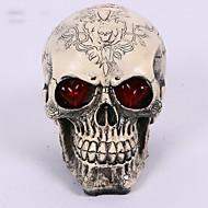 1pc halloween harpiks skalle hus rømme horror rekvisitter dekorasjoner design er tilfeldig