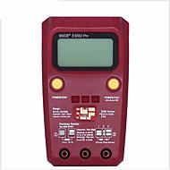 공식 Bside ESR02 Pro 디지털 트랜지스터 테스터 구성 요소 테스터 다이오드 3 극 커패시턴스 저항 인덕턴스 ESR 미터