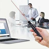 cheap -Wireless PPT Presenter Red Laser Pointer Pen for Powerpoint