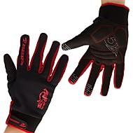 Activiteit/Sport Handschoenen Winter Handschoenen Fietshandschoenen Multifunctioneel Lange Vinger Lycra Bergracen Wegwielrennen Fietsen /