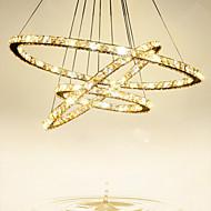 billige Taklamper-Anheng Lys Omgivelseslys - Krystall Mini Stil, Kunstnerisk LED Chic & Moderne, 110-120V 220-240V, Dimbar med fjernkontroll, Pære Inkludert