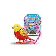 Χαμηλού Κόστους Ηλεκτρονικά κατοικίδια-Ηλεκτρονικά κατοικίδια Πουλί Τραγούδι Ομιλία με Αισθητήρα Ήχου Διακοπών Νεό Σχέδιο Καουτσούκ Παιδικά Ενηλίκων Δώρο