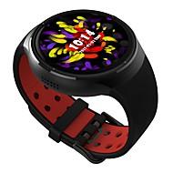 tanie Inteligentne zegarki-Inteligentny zegarek GPS Ekran dotykowy Pulsometr Wodoszczelny Spalone kalorie Krokomierze Rejestr ćwiczeń Kamera/aparat Anti-lost