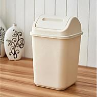 Jó minőség Konyha Nappali szoba Fürdőszoba Szemetes kosár,Műanyagok