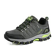 Masculino sapatos Courino Outono Inverno Conforto Tênis Combinação Para Casual Preto Cinzento Verde Tropa