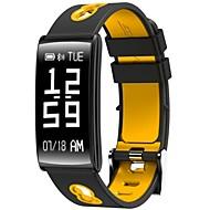 tanie Inteligentne zegarki-Inteligentne Bransoletka Spalone kalorie Krokomierze Rejestr ćwiczeń Śledzenie odległości Pomiar ciśnienia krwi Informacje Obsługa