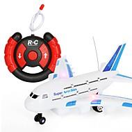 RC Fly A380 2ch KM / H Klar Til Brug