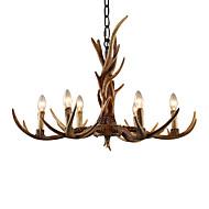 billige Taklamper-Antikk Vintage Takplafond Til butikker/cafeer 220V-240V 110-120V Pære ikke Inkludert