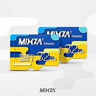 mixzaメモリカードmicro sdカードスマートフォン/タブレット用32GBクラス10フラッシュカードメモリmicrosd