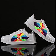 Mädchen Schuhe Kunststoff maßgeschneiderte Werkstoffe Kunstleder Herbst Winter Komfort Leuchtende Sohlen Leuchtende LED-Schuhe Sneakers