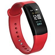 bym男の女性新しいb11カラースクリーンスマートリストバンド心拍数運動睡眠の監視防水アンチ迷子アンドロイドのためのスマートなブレスレット