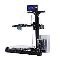 tanie Drukarki 3D-rozmiar druku 200 * 200 * 260mm zestaw do drukarki 3d samopoziomujący drukarka 3d z podgrzewanym łóżkiem i dwiema rolkami filamentu