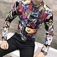 Majica Muškarci Print Pamuk