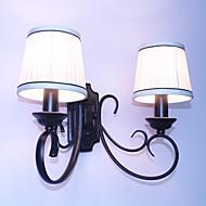 tanie Kinkiety Ścienne-Tradycyjny / Classic Lampy ścienne Na Metal Światło ścienne 110-120V 220-240V 45W