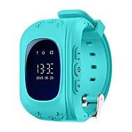 q50g gps tracker watch barnesikkerhet overvåking bærbar gps intelligent smart watch telefon innebygd batteri