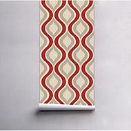 Damasco Papel de Parede Para Casa Modern Revestimento de paredes , Tecido Não-Tecelado Material adesivo necessário papel de parede ,