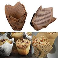 billige Bakeredskap-Bakeware verktøy Tre Kreativ Kjøkken Gadget For Godteri Til Kake Pai For Småkake Til Småkake Brød Baking Mats & Liners