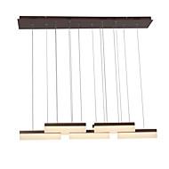 baratos -Moderno/Contemporâneo Luzes Pingente Para Sala de Jantar Quarto de Estudo/Escritório Lojas/ Cafés AC 85-265V Lâmpada Incluída