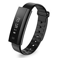 tanie Inteligentne zegarki-Inteligentne Bransoletka Bluetooth Ekologiczne Spalone kalorie Krokomierze Powiadamianie o połączeniu telefonicznym Pulse Tracker
