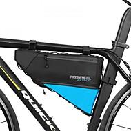Sykkelveske 3+1LVesker til sykkelramme Bananveske Regn-sikker Trening Sykkelveske Nylon Sykkelveske Sykling Sykling