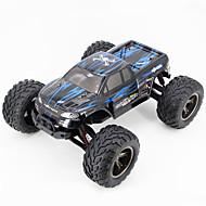 Fjernstyret bil S911 4ch SUV 4WD Højhastighed Driftbil Off Road Car Monster Truck Bigfoot Buggy (Offroader) Børstefri Elektrisk 50 KM / H