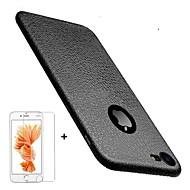 billiga Mobil cases & Skärmskydd-fodral Till Apple iPhone X / iPhone 8 / iPhone 8 Plus Ultratunt Skal Enfärgad Mjukt TPU för iPhone X / iPhone 8 Plus / iPhone 8