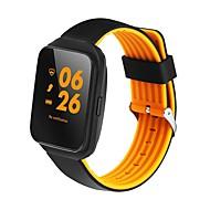 tanie Inteligentne zegarki-Inteligentny zegarek Spalone kalorie Krokomierze Rejestr ćwiczeń Krokomierz Rejestrator aktywności fizycznej Rejestrator snu Stoper
