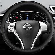 Ratovertræk til din bil ægte læder 38 cm Blå / Hvid / Rød For Nissan Qashqai Alle år