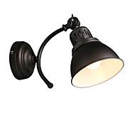 billige Vegglamper-Vegglampe Omgivelseslys 60W 110-120V 220-240V E26/E27 E27 Moderne / Nutidig