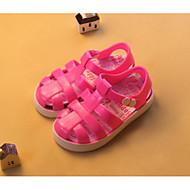 tanie Obuwie chłopięce-Dla chłopców Obuwie Skóra PVC Wiosna / Lato Wygoda Sandały na Czerwony / Jasny niebieski / Light Pink