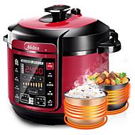 Χαμηλού Κόστους Κορυφαία σε Πωλήσεις-Ποτ πολλαπλών χρήσεων Λειτουργία κρατήσεων Ανοξείδωτο Ατσάλι Βραστήρες Ρυζιού 220 V 900 W Συσκευή κουζίνας