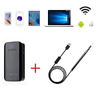 wifi endoscoop draadloze usb camera 5.5mm lens visuele oor otoscoop endoscoop borescope inspectie voor android ios pc