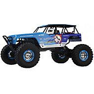 Carro com CR WL Toys 10428-A 2.4G Off Road Car Alta Velocidade 4WD Drift Car Carroça 1:10 Electrico Escovado 30 KM / H Controlo Remoto