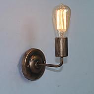 apliques de parede de luz ambiente e26 / e27 rustic / lodge retro / vintage para